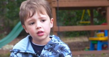 This Little Brother Doesn't Know His Sister's Disease Is Terminal. And He