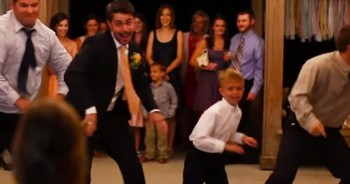 One Groom Gives A 'Beautiful' Bride An AWESOME Serenade