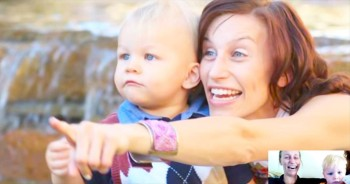 One Surprised Mom Finds Out Just How MUCH She Means