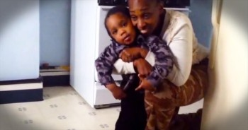 Cutest Toddler Sings 'You Are So Beautiful�