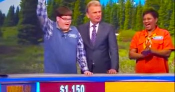 Man With Special Needs Wins Everyone's Heart On 'Wheel of Fortune'