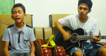 These Little Boys Will SHOCK You With Cover Of 'Rooftops'