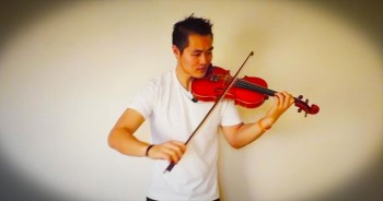 Matt Redman Violin Cover Will Leave You Speechless!