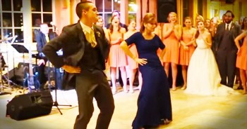 This Mother-Son Dance Blew EVERYONE Away – What An AWESOME Surprise!