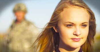 15-Year-Old Performs AMAZING TRIBUTE - 'Soldier's Light'