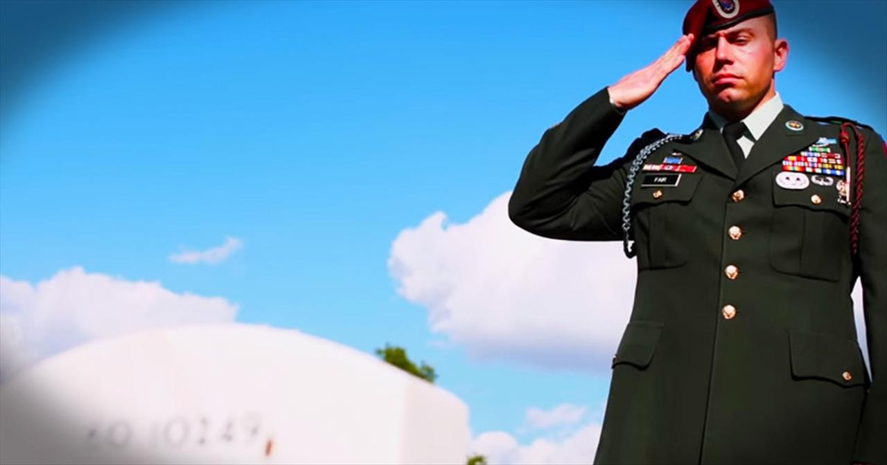 'Gut-Wrenching 'Fallen Soldier' Song Will Give You Chills