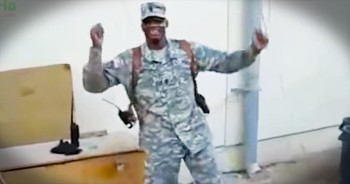 How These Soldiers Act When They Get Some Time Off Just Made M