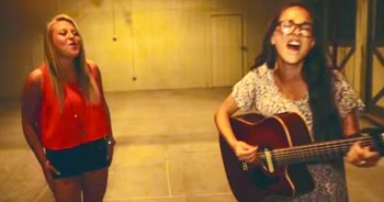 Beautiful Worship Song From Talented Female Duo