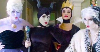 Hilarious New Song Shows The Softer Side Of Disney Villains