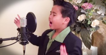 Young Sam Will Bless Your Heart With 'How Great Thou A