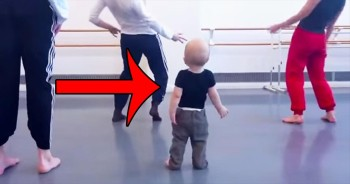 This Has To Be The World's CUTEST Choreographer. So Adorable!