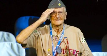 70 Years After D-Day, One Vet Shares His Incredible Story