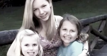 You'll Be Sobbing After Hearing One Girl's Emotional Song About Sister With Autism. W