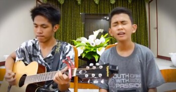 Aldrich And James Will Overwhelm You With This Mandisa Hit