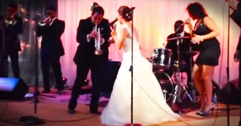 I Thought It Was Just Another Wedding Dance, Until The Bride And Groom Did THIS!
