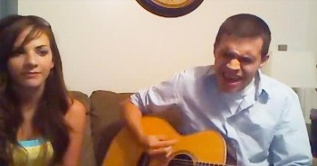 This Husband And Wife Duo STUN With Their Jeremy Camp Cover