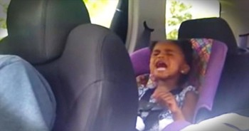 3-Year-Old Lip-Syncs Her HEART Out To Christian Hit 'Need You Now' –