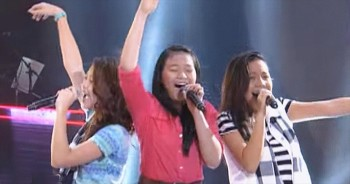 These Girls Prove That There 'Ain't No Mountain High Enough' For Them! WOW!