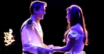 She Played Cinderella Onstage - But Now, SHE'S The One Getting A Happily Ever A
