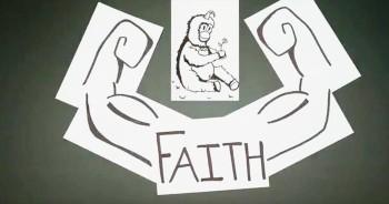 August Freebie - Faith
