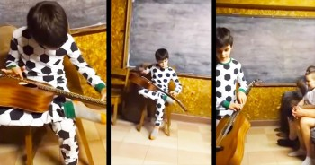 You've Got To Hear This Blind Boy Play The Blues – SO Amazing!
