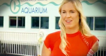CrosswalkMovies.com: New Bethany Hamilton featurette for DOLPHIN TALE 2