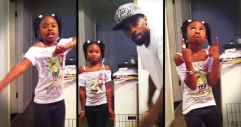 This Cutie Has Something To Say About Her Dad. And It Will Be Stuck In Your Head For DAYS!