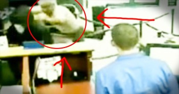 One Brave Grandpa Stops A Bank Robber In The Most INSANE Way!