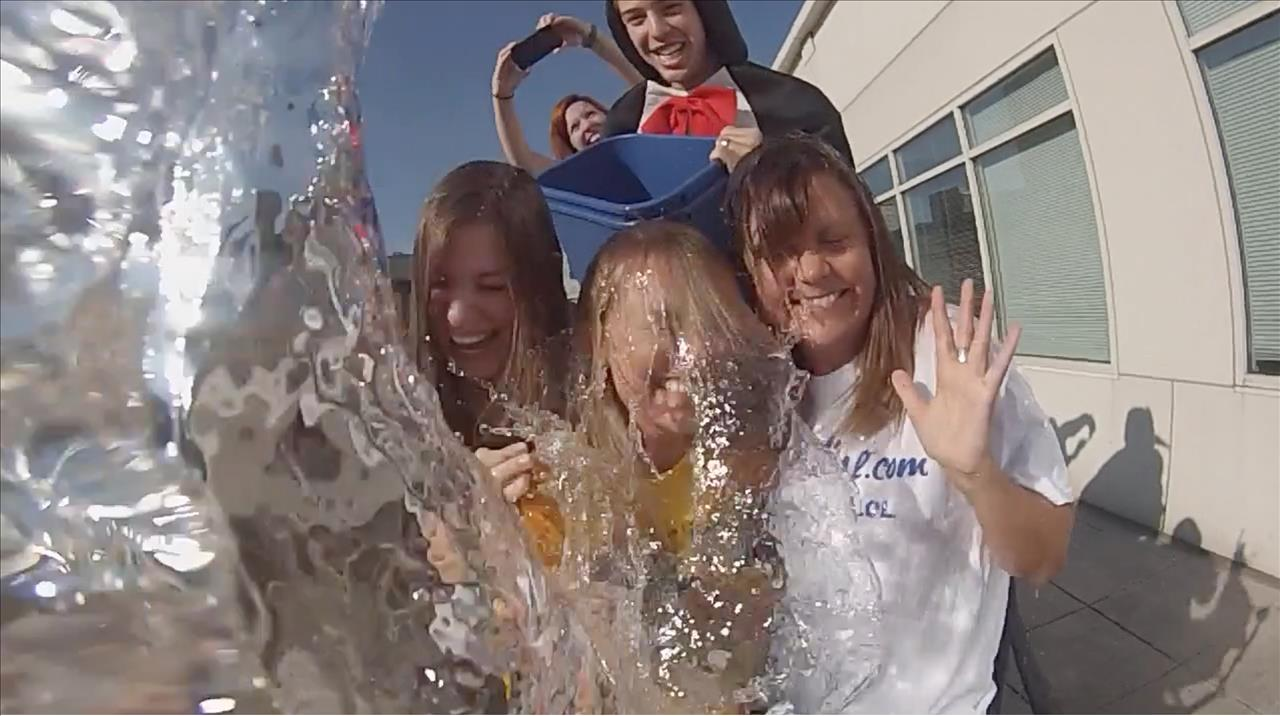 GodTube Team Accepts The ALS Ice Bucket Challenge