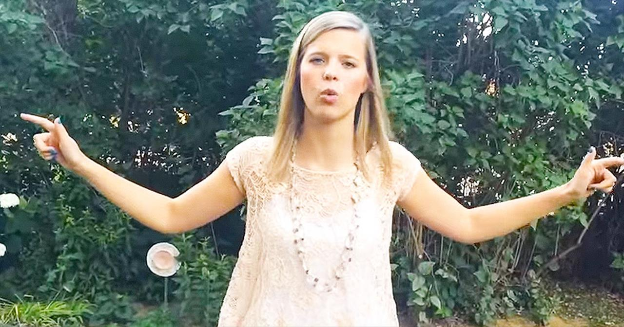 This Teenager Has A Message For Her Generation - And It Just Covered Me In CHILLS!