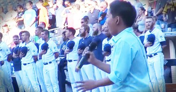 This 12-Year-Old Just NAILED The National Anthem - THIS Is The Way To Sing It!