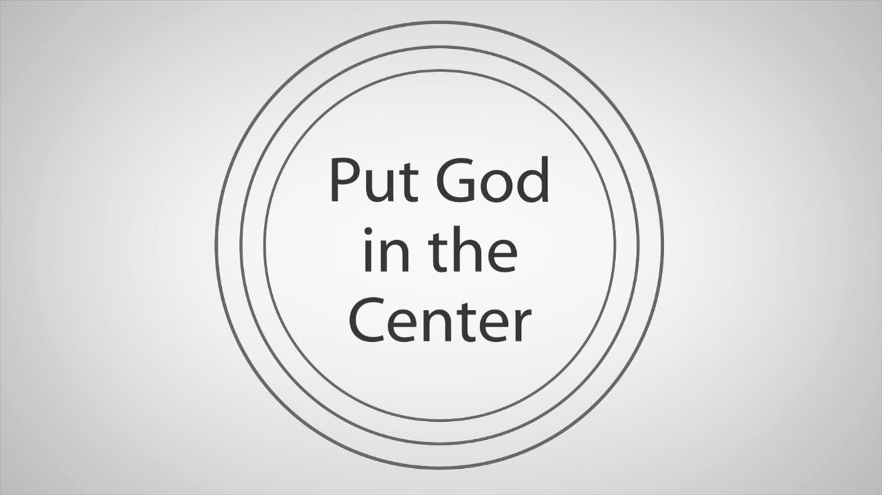 God In The Center