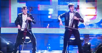 After This Performance, I Can Honestly Say That Cellos ROCK!