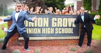 These Teachers Are Getting FOOTLOOSE In This Hilarious Back To School Remix