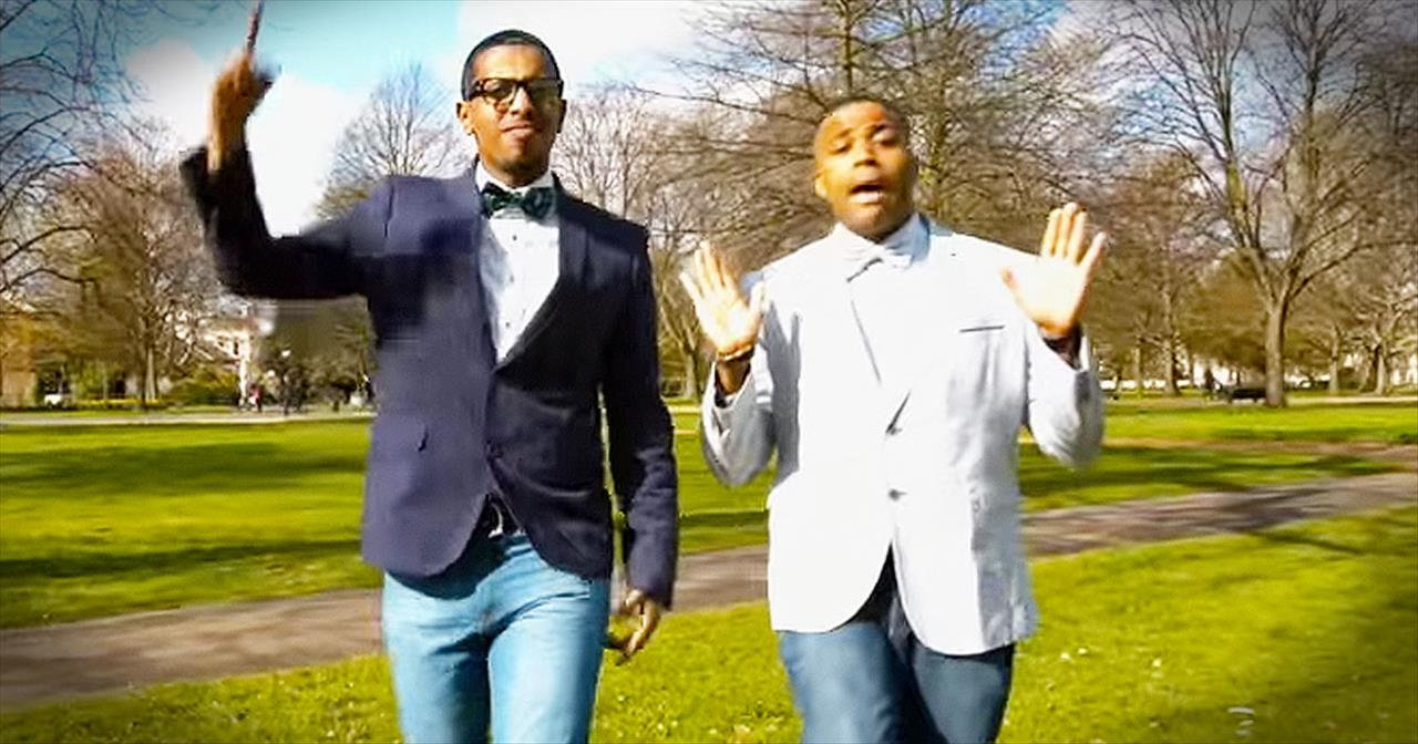 Clap Along With This 'HAPPY' Christian Remix – You Can't Help But Smil
