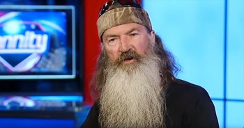 Duck Dynasty's Phil Robertson Speaks Candidly On ISIS And Scripture In This Impactful Interview