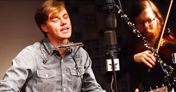 Tap Your Toes To This Bluegrass 'Truck Stop Gospel' - Now THAT Is Awesome!
