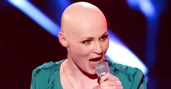 She Was Terrified No One Would Pick Her Because Of Her Looks. But Then She Sang And WHOA!