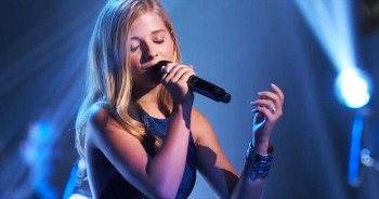 Opera Singer Jackie Evancho Is Back - And She's STILL Giving The Crowd GOOSEBUMPS!