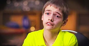 This Bullied Boy Finally Found A Place Where He Belongs. And You'll Love WHO Helped Him!