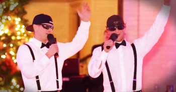 These Brothers Of The Bride Have Some Important Words For The Groom. And I'm CRACKING Up!