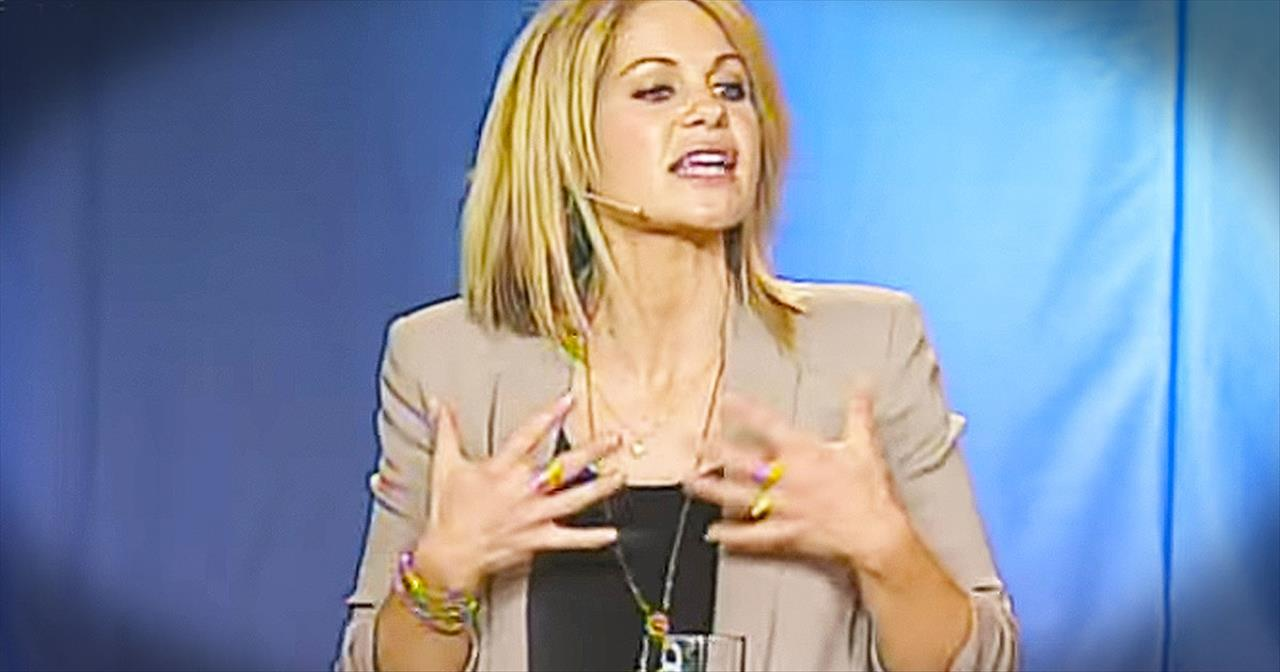 Candace Cameron Bure - Liberty University Convocation