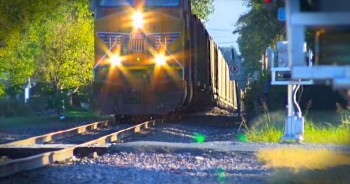 A Train Sped Toward This Grandma Of 7, Until God's Perfect Timing Saved Her! WOW!