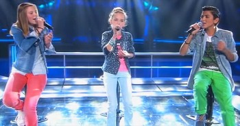 When These 3 Children Sing 'Angel,' You Can't Help But Shed A Tear. WOW!