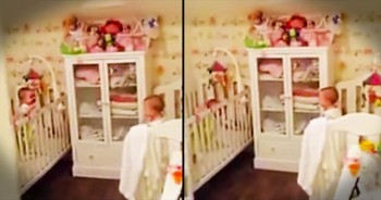 These Twins Weren't Ready For Bed. And What They Do INSTEAD Is Sure To Make You Giggle!