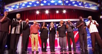 These Veterans Had A Tear-Inducing Secret. And When They Started Singing, I Lost It!