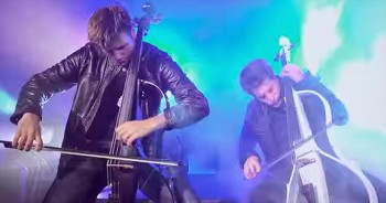 At First, These Cello Players Were Getting BOO'ED. But Then They Did THIS!