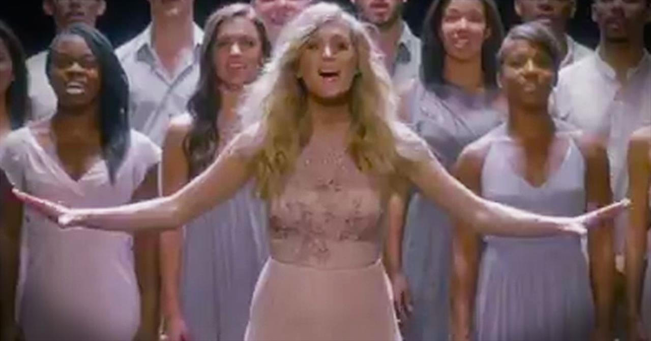 Carrie Underwood's New Video For Baptism Song 'Something In The Wa