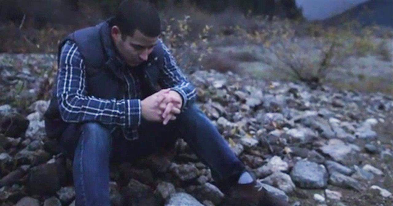 One Man's Struggle With Depression Just Brought Him Closer To God. This Is POWERFUL.