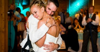 Paralyzed Army Vet Stands Up And Dances With Bride At Wedding